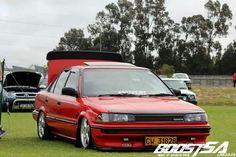 Corolla Twincam, Toyota Corolla, Suzuki Carry, Trd, Jdm Cars, Tractors, Vehicles, Pictures, Ideas