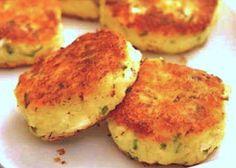 Kentucky Fried Potato Cakes