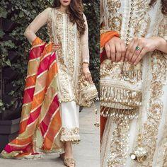Beautiful Pakistani Dresses, Pakistani Formal Dresses, Pakistani Fashion Casual, Pakistani Dress Design, Pakistani Outfits, Stylish Dresses For Girls, Stylish Dress Designs, Casual Dresses, Kids Party Wear Dresses