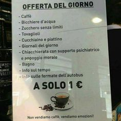 Questo è marketing!