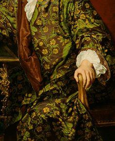 """Jacques André Joseph Aved - French - 1702/1766 → """"Portrait of Marc de Villiers, Secretaire du Roi"""" (1747)."""