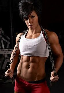 Dana Linn Bailey. I am going to meet her someday!