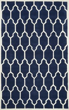 nuLOOM Hand Tufted Wool Guillermo Area Rug | Contemporary Rugs