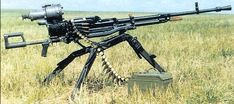 NSV Air Defence Heavy Machine Gun,Anti-Aircraft Gun,OFB,Indian Armed Forces The NSV is a heavy machine gun that is relatively light.It is gas operated and Military Weapons, Weapons Guns, Guns And Ammo, Big Guns, Cool Guns, Bushcraft, Heavy Machine Gun, Machine Guns, Home Defense