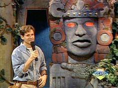 Legends of the Hidden Temple? Back when Nickelodeon was good.
