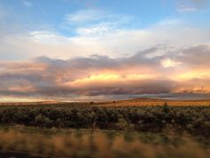 Central Oregon between Prineville and Madras