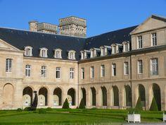 CAEN_Abbaye aux Dames - Francia.