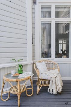 Bo LKV Summer Things, Things To Do, Outdoor Chairs, Outdoor Furniture, Outdoor Decor, Finland Summer, My Dream, Sunshine, Cottage