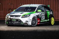 "FORD (USA) Superturismo LM 19"" on Ford Focus RS by Conzept-Racing"