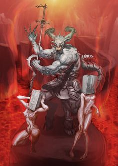 Sorath , demon angel whose number is 666 . A great evil power far greater than Lucifer or Ahriman . Sorath will foment opposition through men who are possessed by him and they will mock that which is of a spiritual nature .