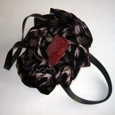 Handtasche - Tasche JENNY - ein Designerstück von LILU-Taschen bei DaWanda