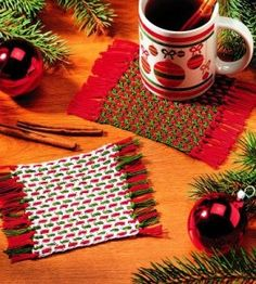 Crochet christmas on pinterest christmas crochet for Country woman magazine crafts