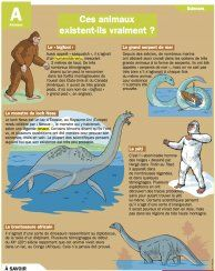 Cp ce1 mon quotidien affiches on pinterest animaux coins and reptiles - Www mon quotidien fr ...