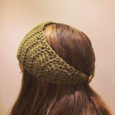 Individual handmade woollen head warmer with button detail £8.50 as-you-were.co.uk Knitted Hats, Jewelry Accessories, Jewellery, Button, Detail, Knitting, Handmade, Fashion, Moda