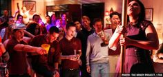 """Rating: 7.5 / Reviewer Kate Humphrey discusses her favorite moments from this week's The Mindy Project - S01E23 """"The Frat Party""""."""