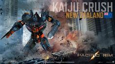 Pacific Rim - meeting the dreams of every guys inner 12 year old - can't wait!