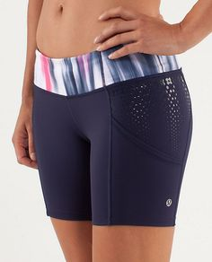 RUN: Dart and Dash Short    I use to hate shorts. Especially the idea of workout shorts. I found these and LOVE them for running. They are perfect!