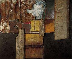 Informalismo en Argentina. Artistas: Kenneth Kemble 3/4