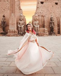 Enjoy trips to Luxor from Cairo by plane to visit Karnak temples, Valley of the Kings, Hatshepsut temple, Colossi of Memnon, then fly back to Cairo. Valley Of The Kings, By Plane, Cairo, Photography Poses, Visit Egypt, Actors, Fashion Outfits, Kawaii Anime, Wedding Dresses
