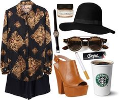 """dope"" by brittanyalix on Polyvore"