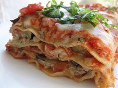 Sorelle Grapevine: Veg Lasagna