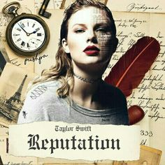 Taylor Swift Reputation Cover Edit - Made By Pushpa