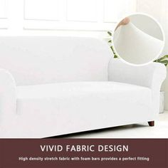 Sofa Cover for Living Room Elasticity Non-slip Couch Slipcover Universal Spandex Case for Stretch Sofa Cover Seater Clean Couch, Sofa Protector, Old Sofa, Cama Box, Couch Covers, Dust Mites, At Home Store, New Furniture, Sectional Sofa