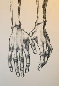 EGON HANDS by QuinteroART.deviantart.com on @DeviantArt
