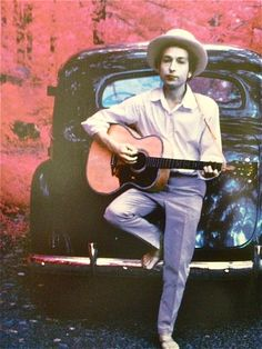 In case you have woke up on the road side...Bob Dylan# brother