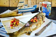 Poisson fruits de mer crustac s la plancha on - Cuisiner l omble chevalier ...