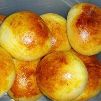 Pão de Batata Fácil - Máquina de Pão