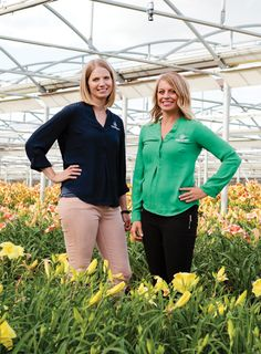 Two young professionals share their thoughts on how to keep the next generation engaged in the horticulture industry.