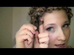 Intense curls with no heat!