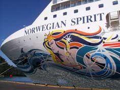 Norwegian Cruise Line Spirit Review