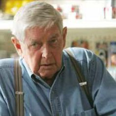 """Ralph Waite (1928 - 13 February 2014) American actor-Known for """"The Waltons"""" 1971, """"The Bodyguard"""" 1992, """"Cool Hand Luke"""" 1967,  """"NCIS TV Series 2010-2013, """"Days of our Lives TV Series 2013 and many more - """"Requiescant in Pace"""""""