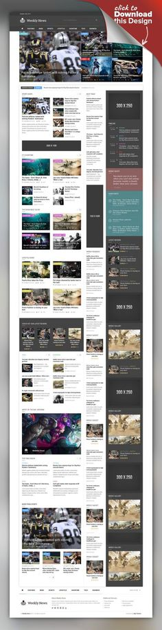 Weekly News - WordPress News/Magazine Theme article, blog, Daily News, editorial, jurnal, magazine, modern, modern news, news article, news magazine, newspaper, publishing, rating, reviews, weekly news Weekly News is a professional responsive WordPress template suitable for newspaper publishers, magazine or advanced blogs. This theme is a great choice to create a Beautiful & Powerful News/magazine/blog website! My Customer Reviews Docu...