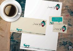 Self Promotion by Jacqueline Timm, via Behance
