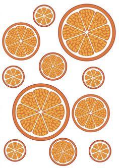 Lemon, Lime, and Orange Free Printables…