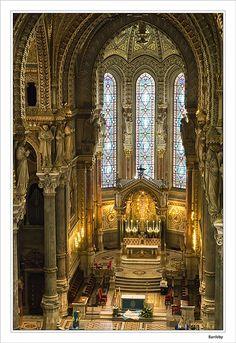 Lyon ~ Rhones-Alpes ~ France ~ Basilique ~ Notre-Dame de Fourvière