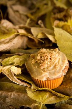 Sweet potato casserole cupcakes.. are you kidding me???!!! Mmm!