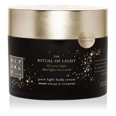 The Ritual of Light Body Cream