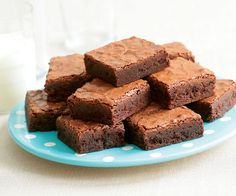 Fine Cooking's Rich, Fudgy Brownies. Practically a one-bowl recipe and highly recommended by Alexandra's Kitchen.