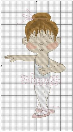 jpg by amelia Cross Stitch For Kids, Cross Stitch Love, Cross Stitch Designs, Cross Stitch Patterns, Cross Stitching, Cross Stitch Embroidery, Embroidery Patterns, Cross Stitch Numbers, Stitch Doll
