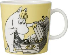 Moomin Mugs. Arabia Finland with beloved Finnish characters Nordic Home, Scandinavian Home, Moomin Mugs, Troll, Tove Jansson, Cute Mugs, Marimekko, My Collection, Just In Case