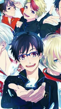 Stream History Maker Yuri On Ice Op Full By Clandli Shofu From Desktop Or Your Mobile Device