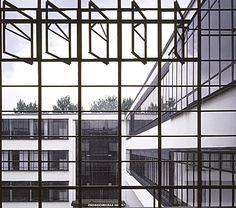 Bauhaus Building Image Gallery : Bauhaus Buildings : Stiftung Bauhaus Dessau / Bauhaus Dessau Foundation