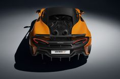 The All-New McLaren 600LT Just Flexed Its 592 Horses at the Goodwood Festival of Speed - Maxim