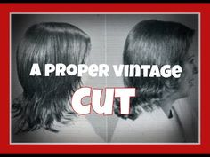 A general guide to vintage-friendly hair cuts. :) My prior Middy videos: https://www.youtube.com/watch?v=BD3K3cexw5A and https://www.youtube.com/watch?v=Lqxr...