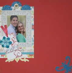 Wedding scrapbook sign-in pages kellys-kreations.blogspot.com