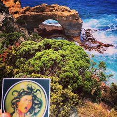 | Great Ocean Road |  | #Australia#greatoceanroad#mέδουσα#Roma#hänsog#stickers#street#art#mood#urban#sticker#artist#artwork#support#artsy#Italia#streetart#underground#view#Rome#work#city#Italy#sketch#hoodie#illustration#arte#ontheroad#painting#heritage by hans.og